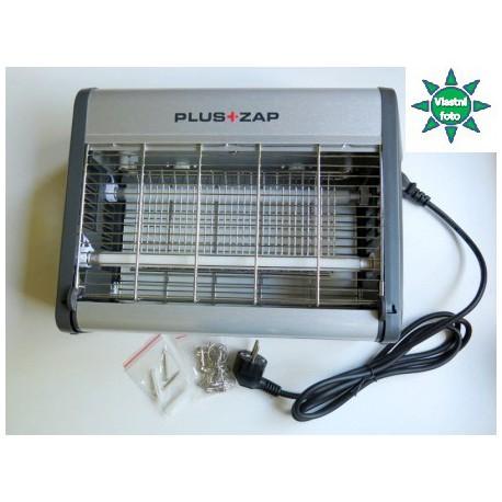 PlusZap ALU16   40 m2 elektrický lapač hmyzu