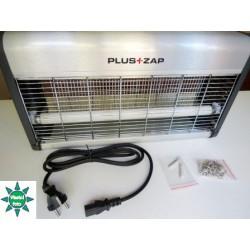 PlusZap ALU30  80 m2 elektrický lapač hmyzu