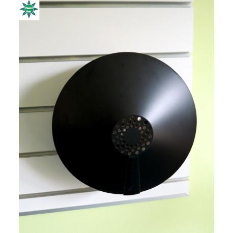 Aura, černá, krytí 40m2